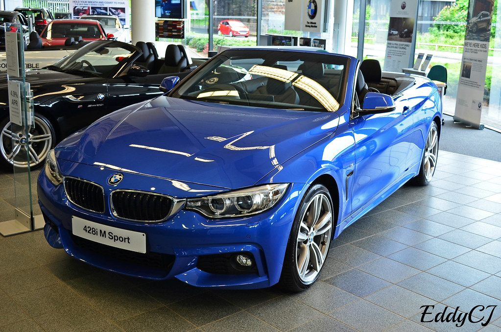 Bmw 4 Series Cabriolet M Sport Package The Successor Of