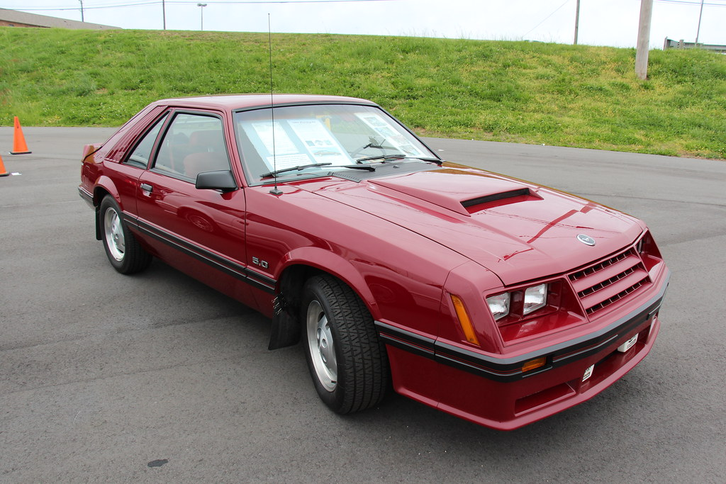 1982 Mustang Gt >> 1982 Ford Mustang GT Hatchback | Dark Red. Fords Pony car