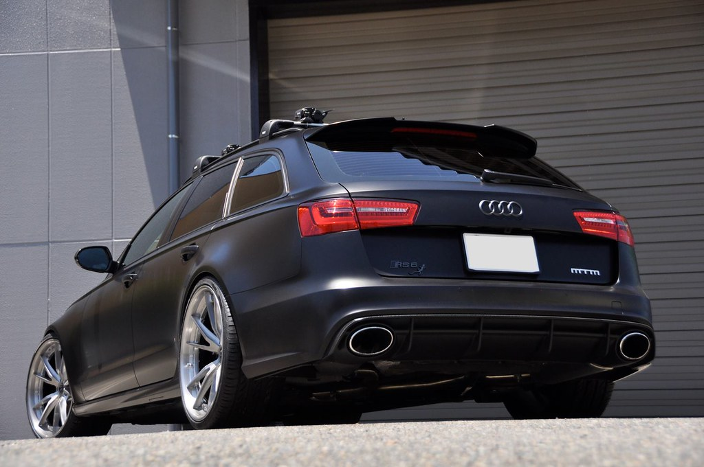 The Official Hre Wheels Photo Gallery For Audi C7 A6 S6