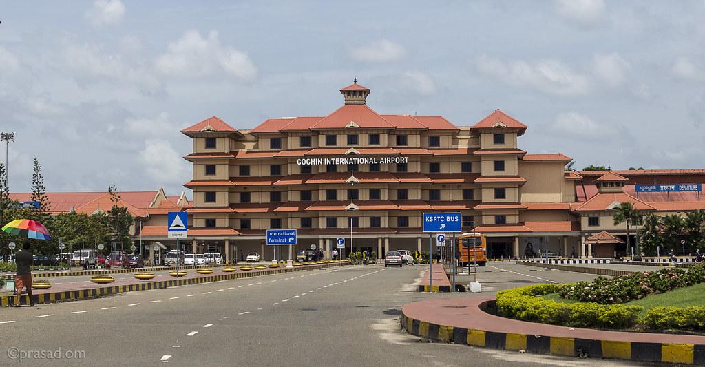 Cochin International Airport Prasad Pillai Flickr