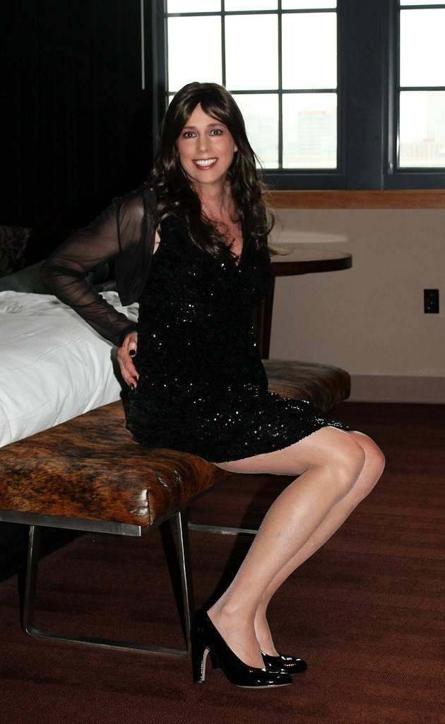 Beautiful Crossdresser  Kellie  Flickr-4575