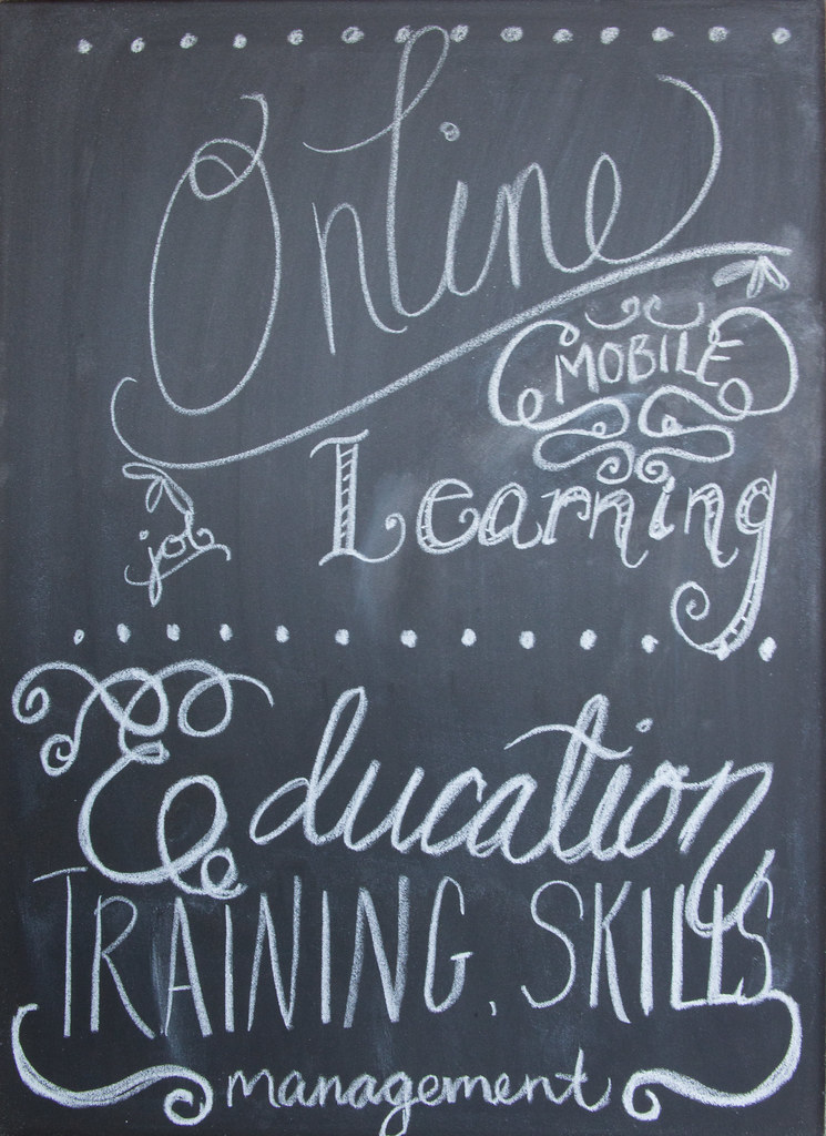 Still learning about online learning.