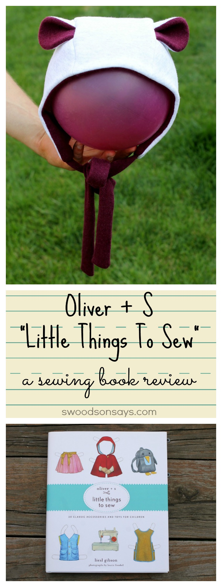 Oliver + S Sewing Book Review