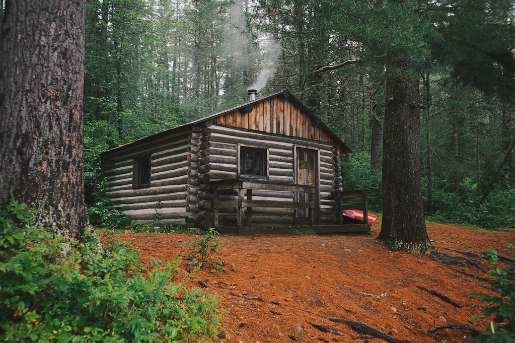 The Ranger Cabin Explored September 9 2014
