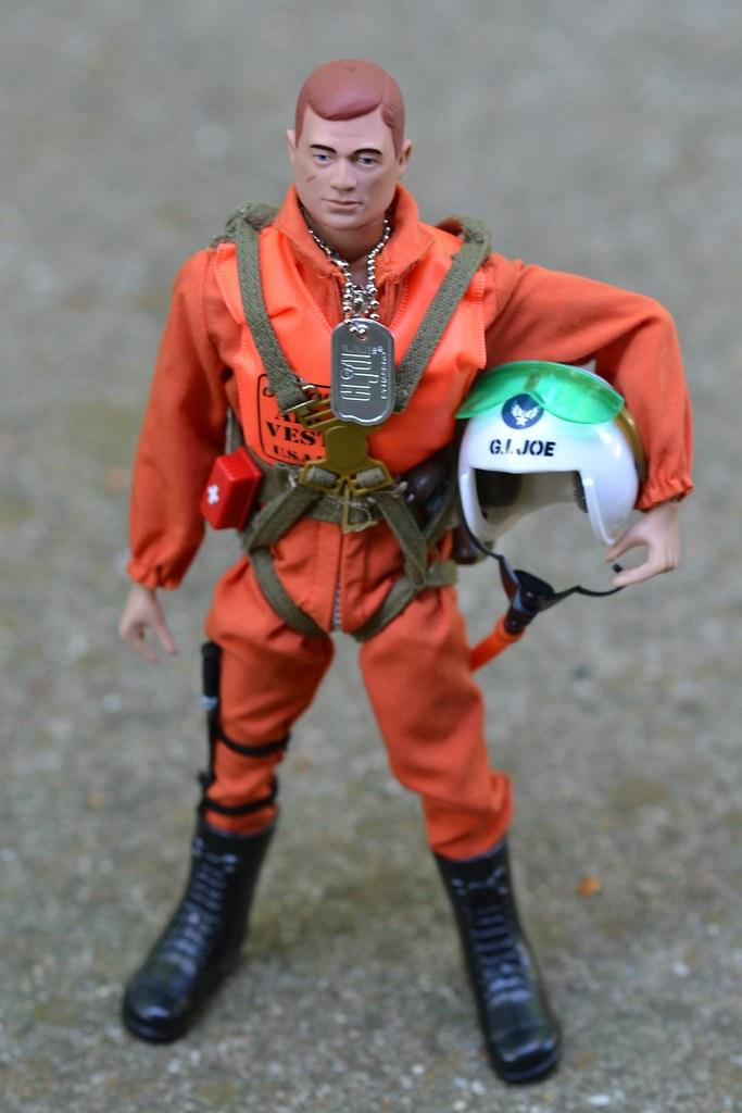 Vintage Action Man REPRO para británico paracaidista boina con insignia de reproducción
