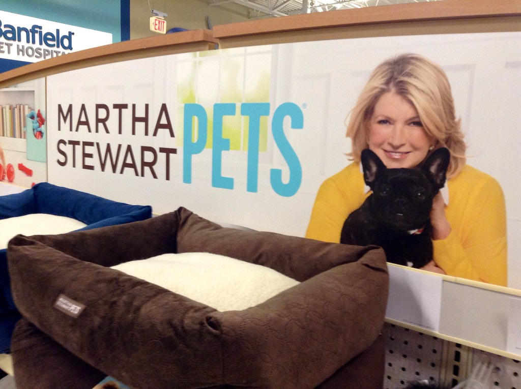 Martha Stewart Pets Pet Halloween Pumpkin Dog Bed