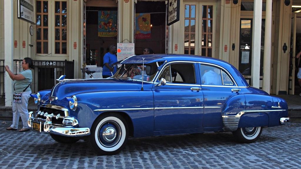 1952 chevrolet deluxe 4 door custom 3a 72 804 39 1 flickr for 1952 chevy 4 door