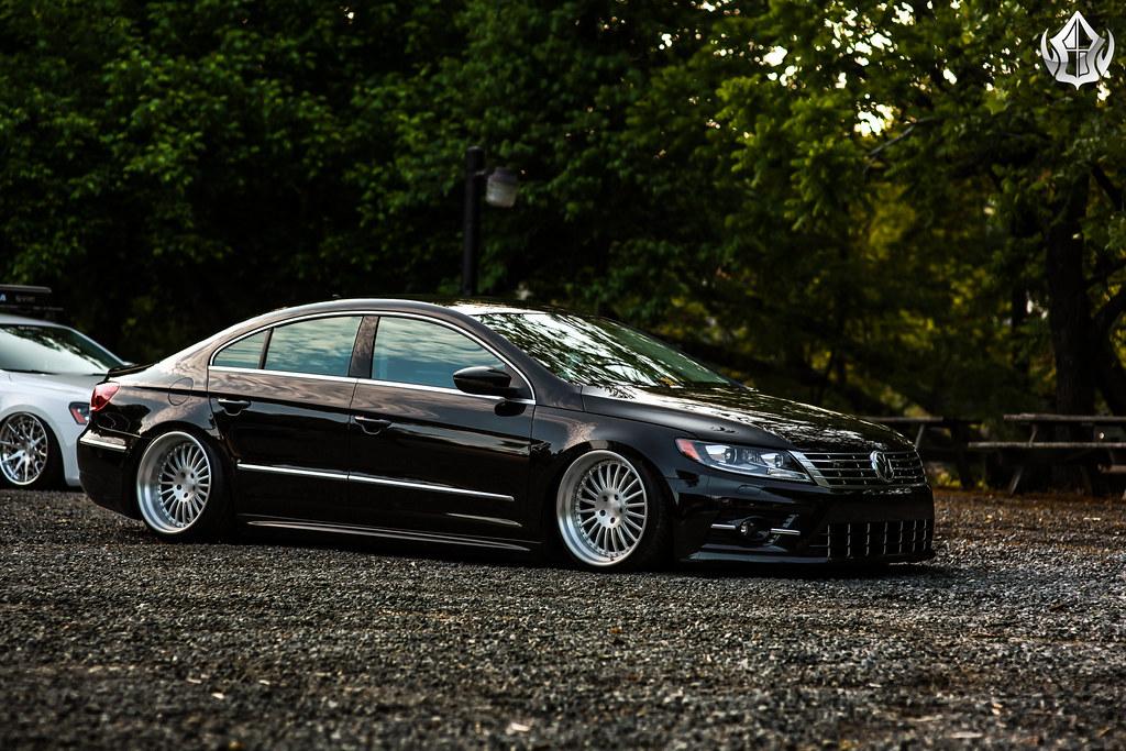 vw cc vrs vip modular wheels flickr