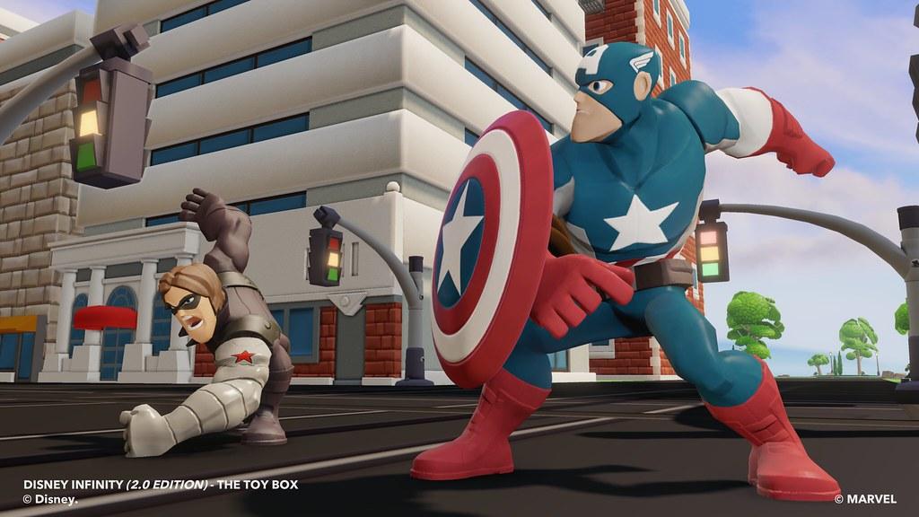 disney infinity marvel super heroes playstationblog