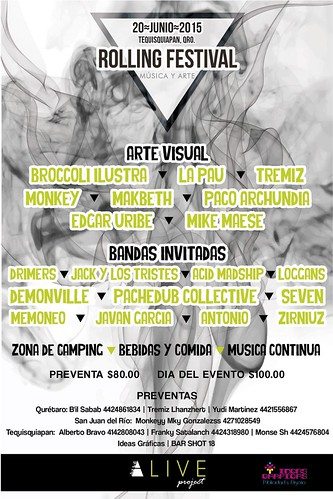 Rolling festival