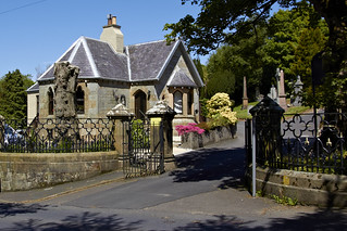Largs Haylie Brae Cemetery scotland (211)