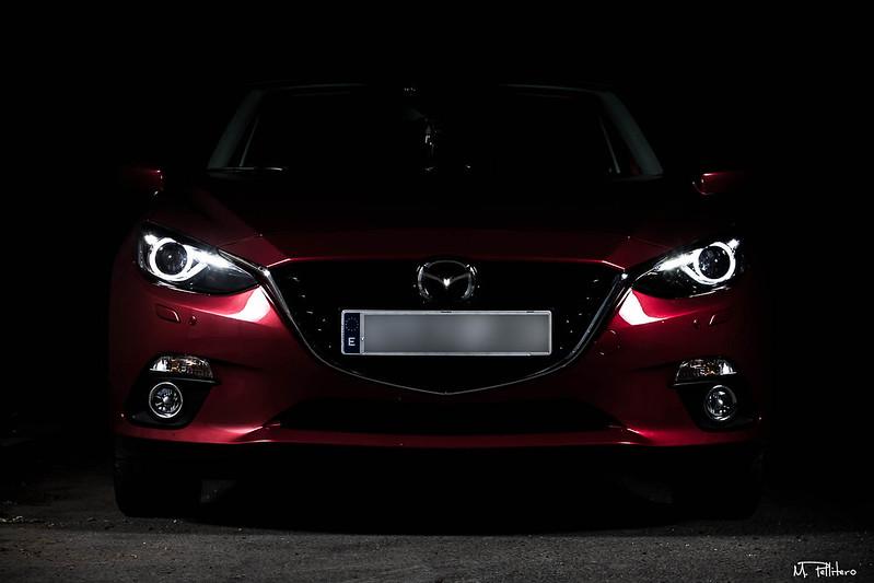 Mazda 3 Frontal II