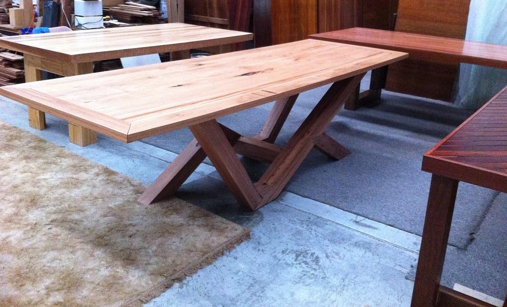 Custom Built Dining Room Tables