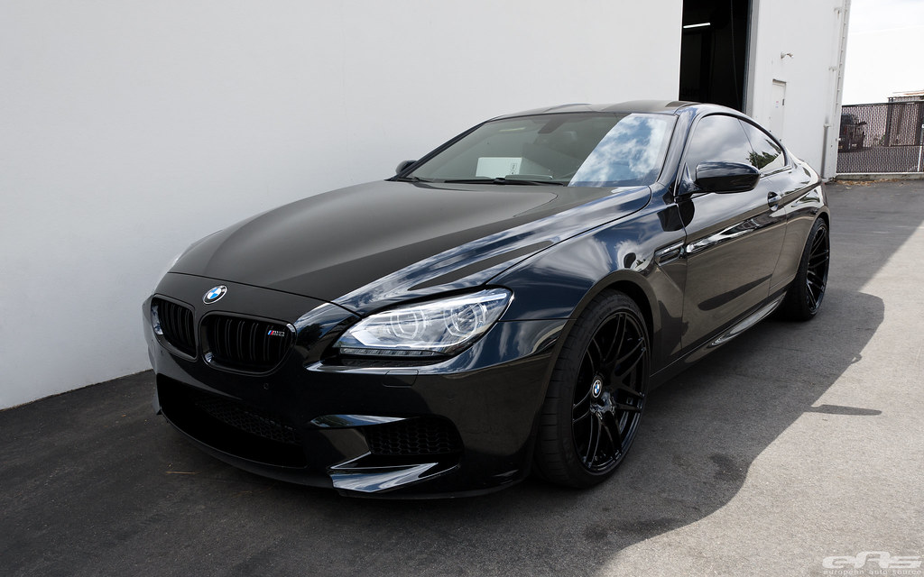 Black Sapphire Bmw F13 M6 Forgestar F14 Wheels 07 Flickr