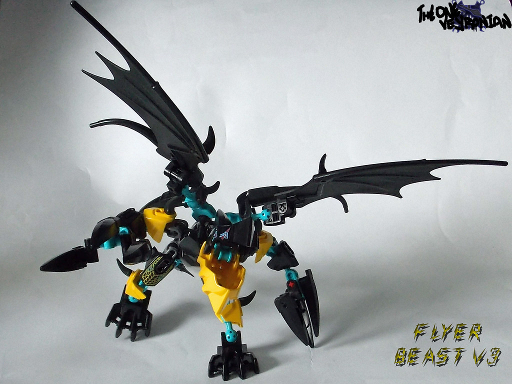 LEGO Hero Factory MOC ...