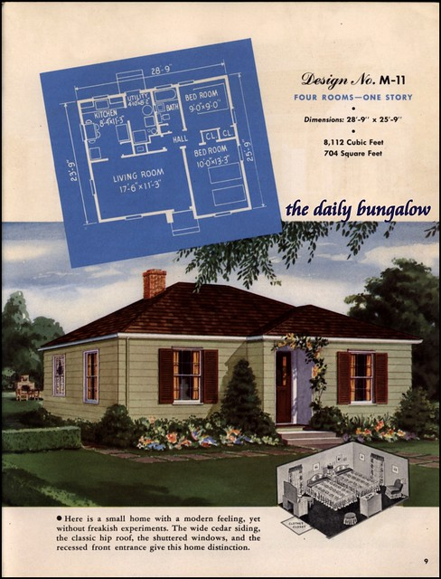 1948 Modern Small Homes Flickr Photo Sharing