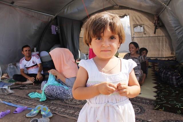 iraq yazidi refugee isis genocide