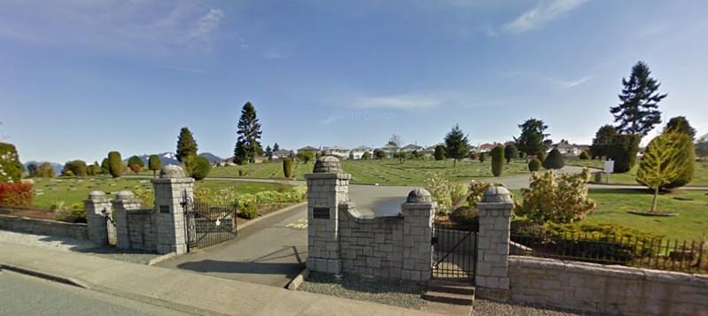 Masonic Cemetery Burnaby