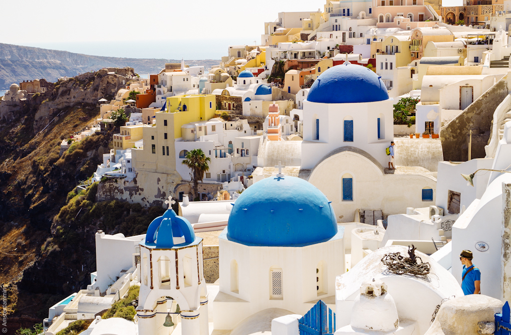 Greece, Santorini Island