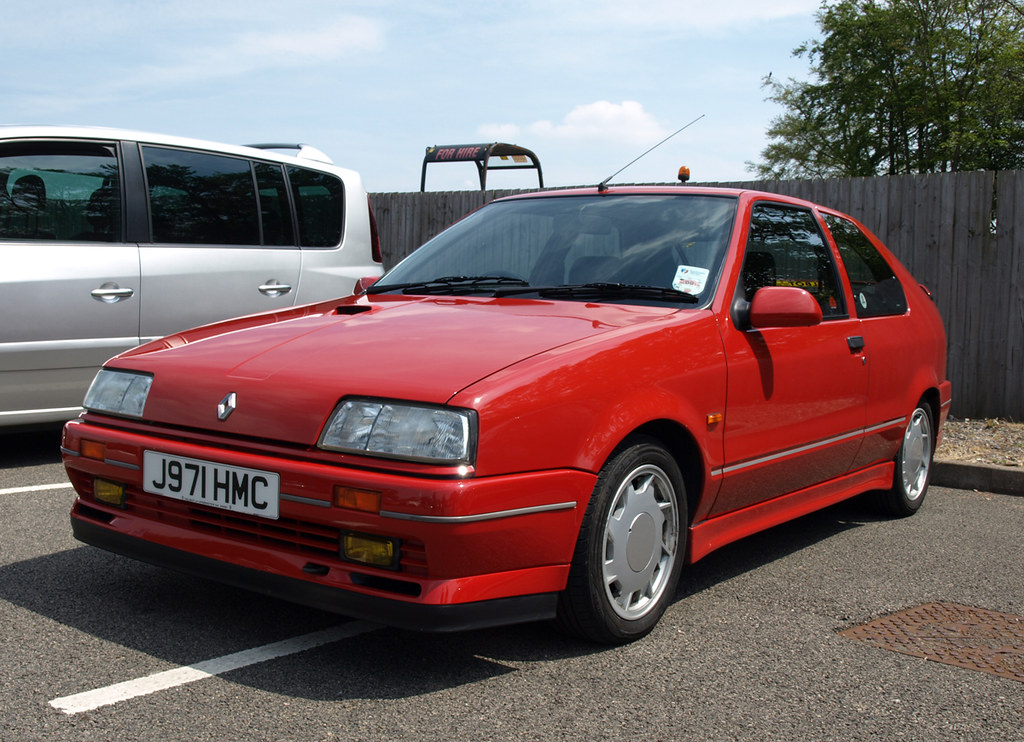 1991 renault 19 16v very tidy spottedlaurel flickr. Black Bedroom Furniture Sets. Home Design Ideas
