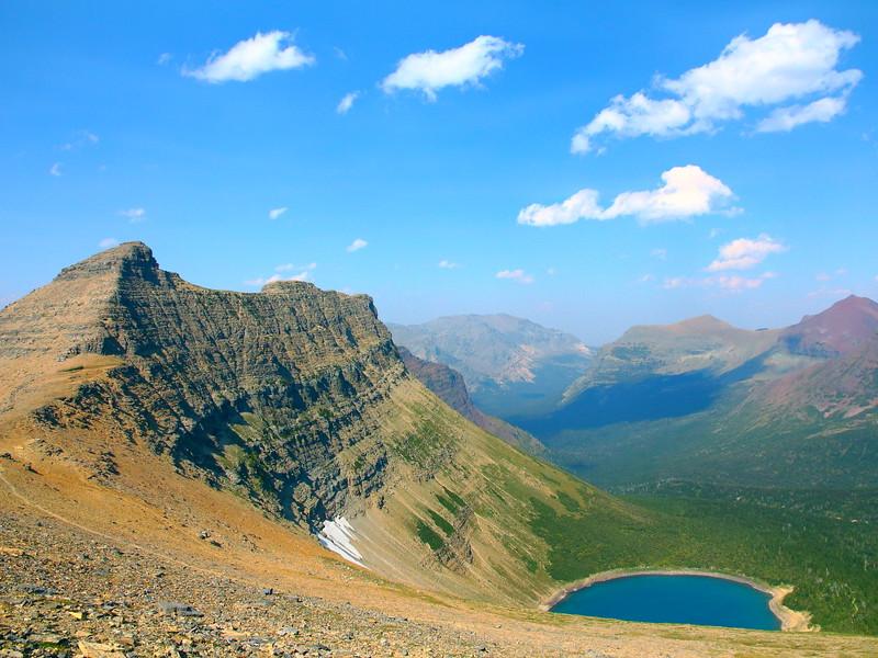 IMG_3227 Lake of the Seven Winds, Dawson-Pitamakan Loop, Glacier National Park
