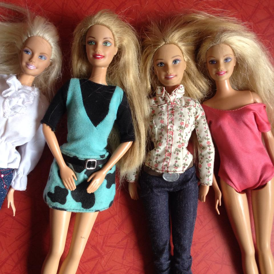Early 2000s Barbies Early 2000's Barbies | by