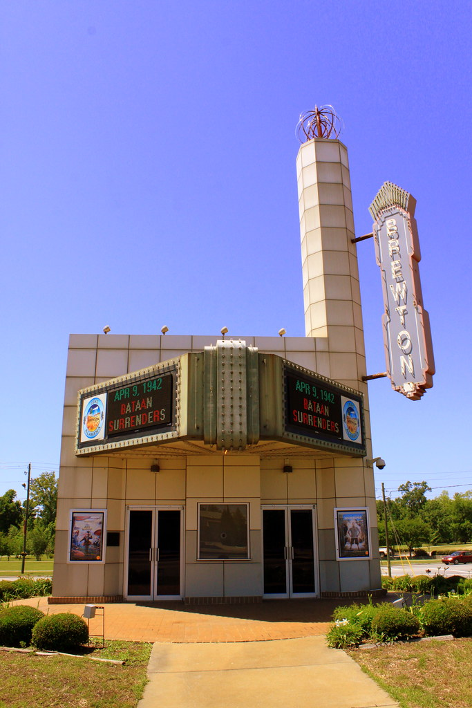 The Legacy Of The Ritz Theater Brewton Al The