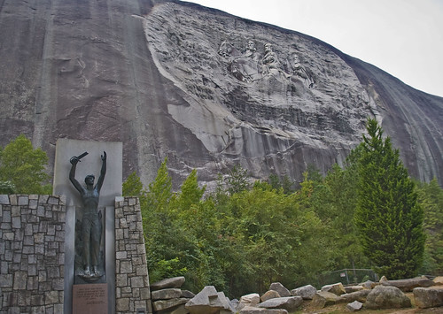 The History Of Stone Mountain