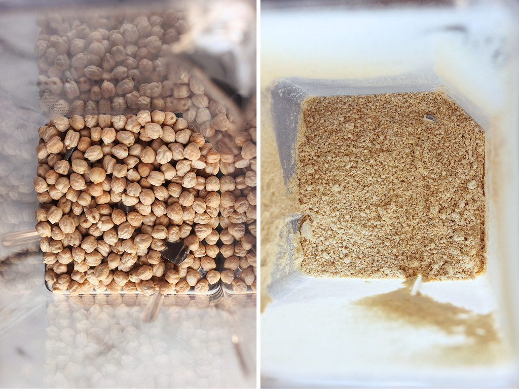 how to make flour bdo