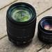 Kitlens and Prime lens