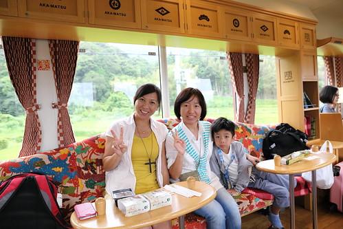 觀光列車赤松號