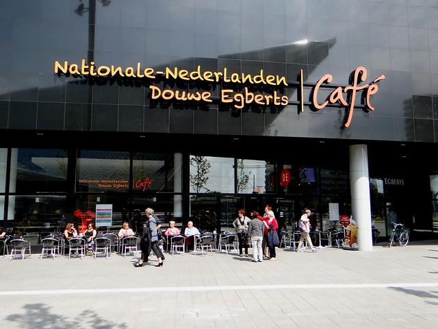 Delftse Poort DE Cafe