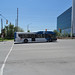 [Mississauga miWay Express Transit 1401 New Flyer XD40 'BRT' Bus Westbound On Eglinton Ave E]