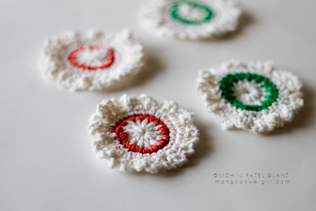 crochet japanese flowers