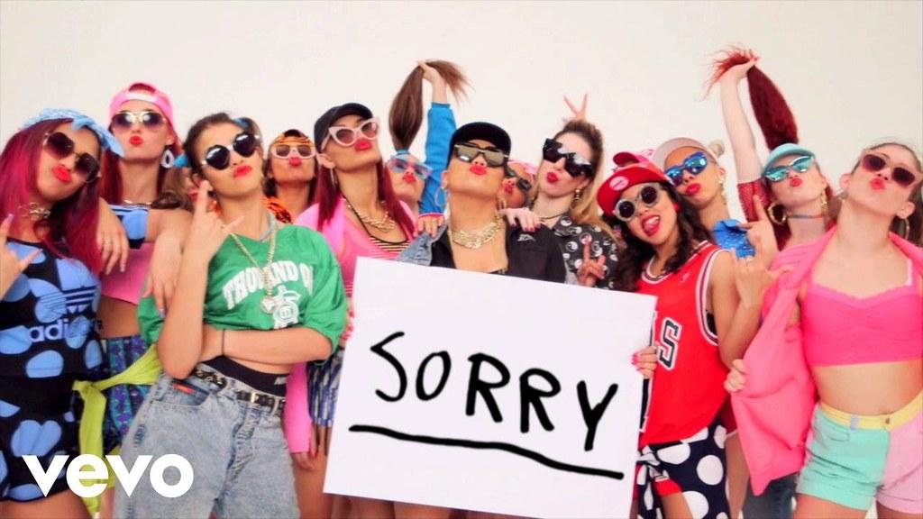 Sorry Justin Bieber