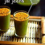 Jal jeera Recipe - Jaljira - How to make Jal jeera at home