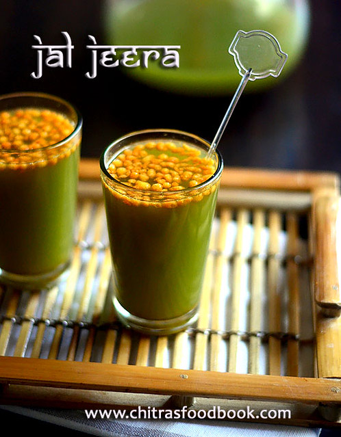 Jaljeera recipe - How to make Jal jeera