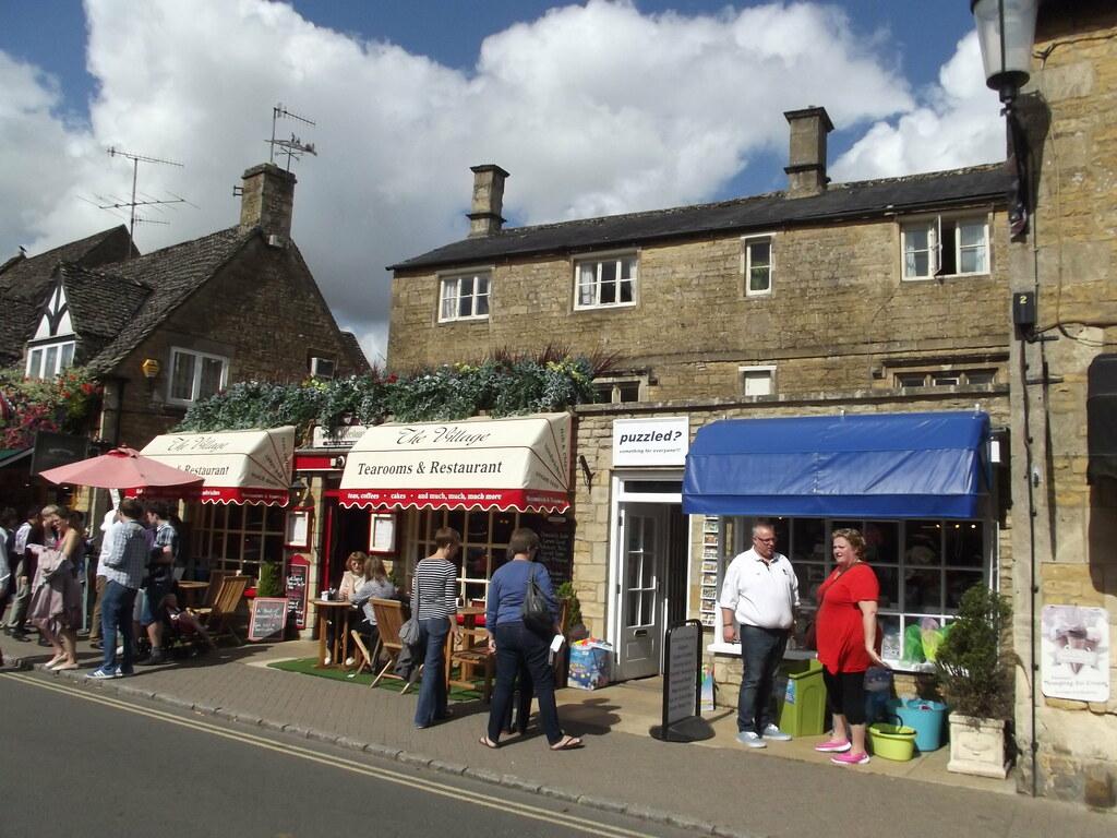 The Village Tearooms Amp Restaurant High Street Bourton O