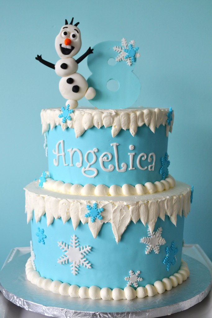 Cake Pan For Frozen Olaf