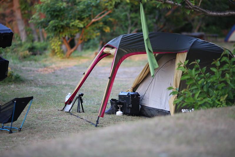 20150625 男鹿半島なまはげキャンプツーリング