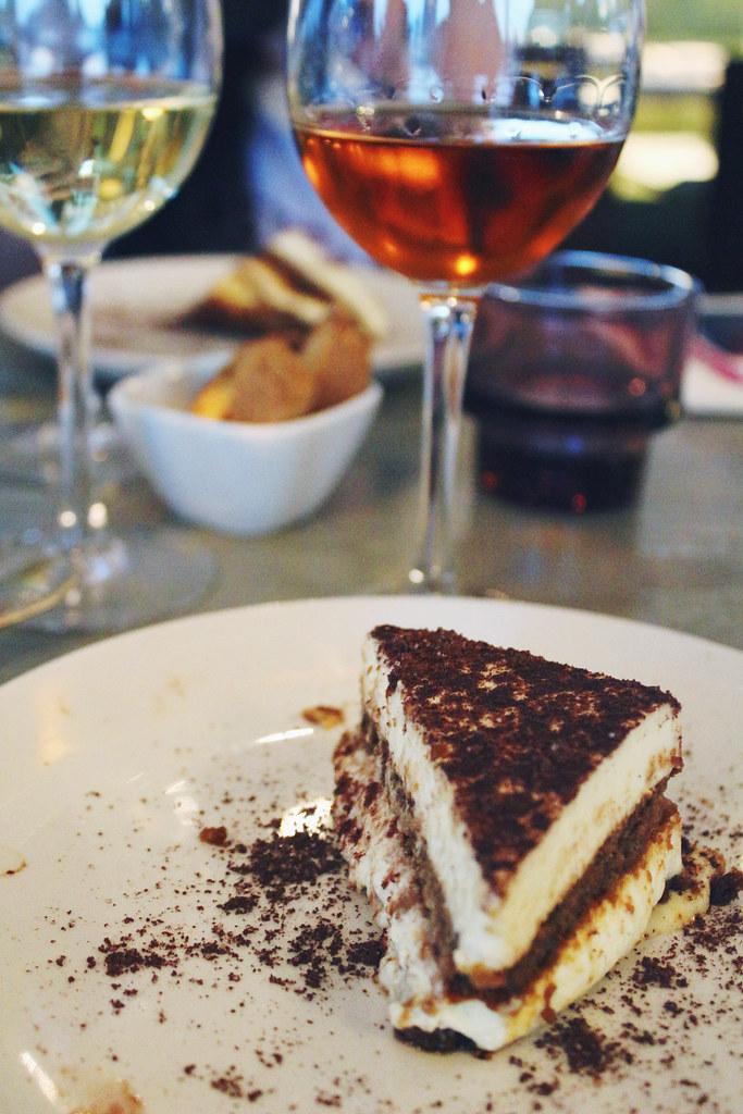 Tiramisu Strada Dessert