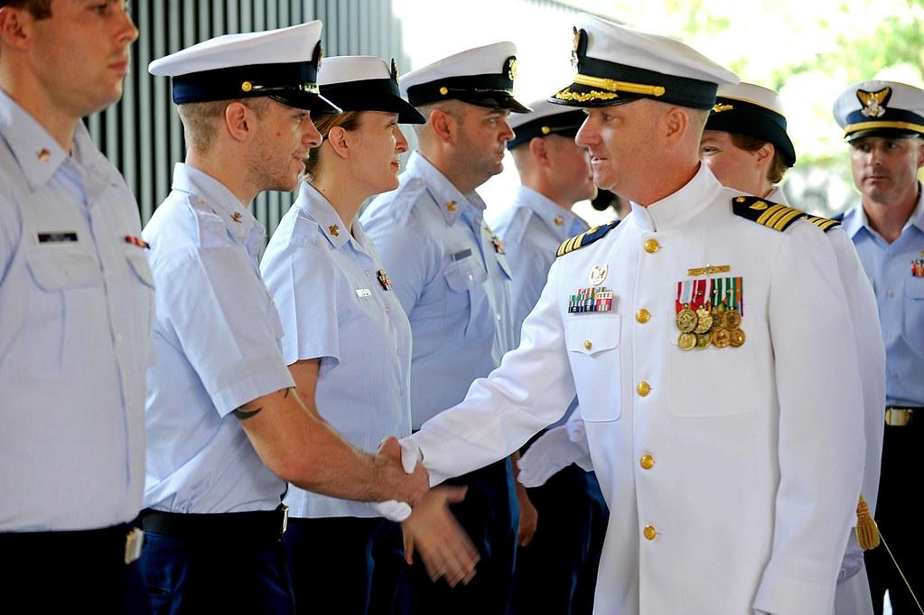 coast guard marine safety unit savannah change of command