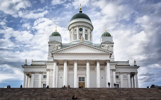Helsinki Cathedral | by MiWi Foto