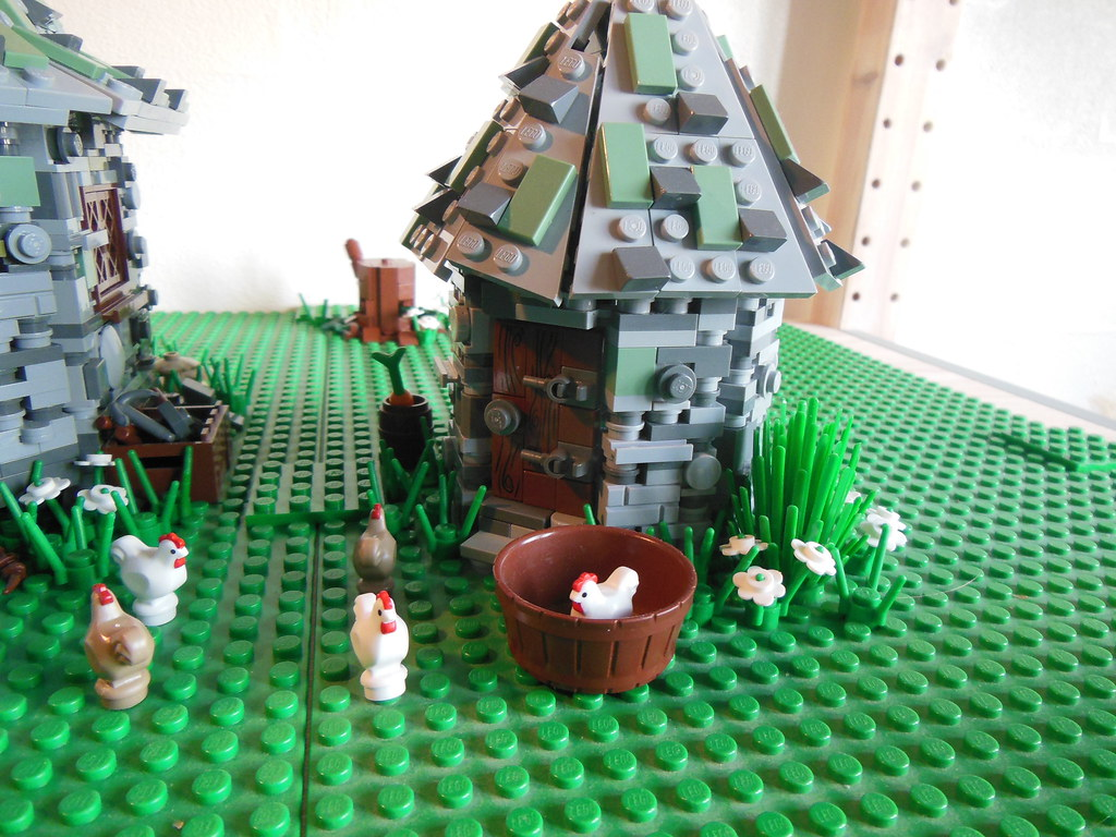 how to get hagrid in lego harry potter 1-4