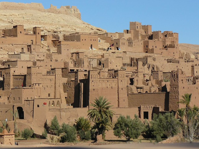 Kasbah de Ait Benhaddou (Marruecos)