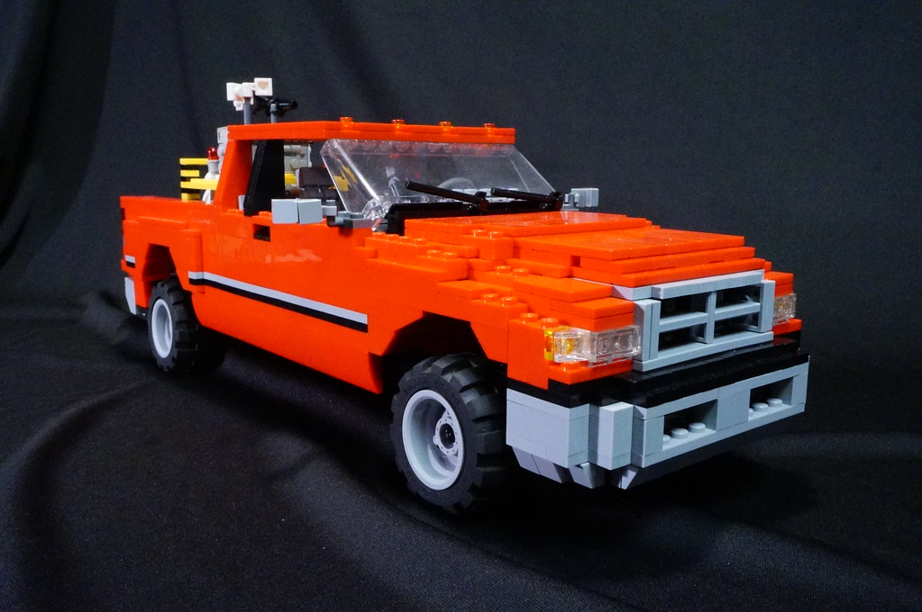 "Dodge Ram from ""Twister"" 