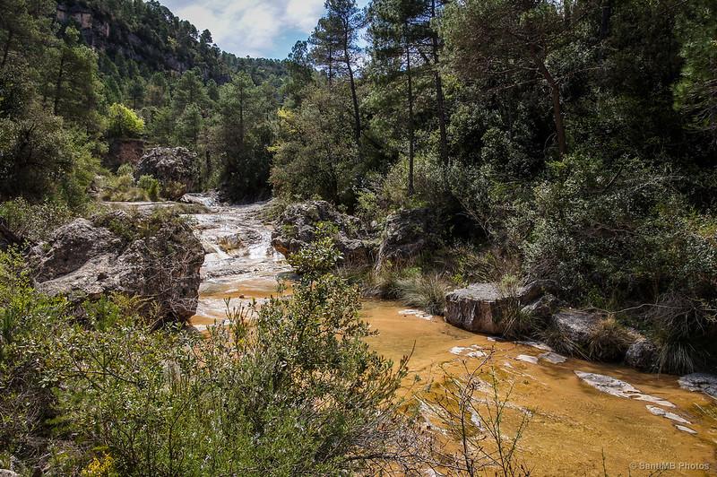 El río del Gorg