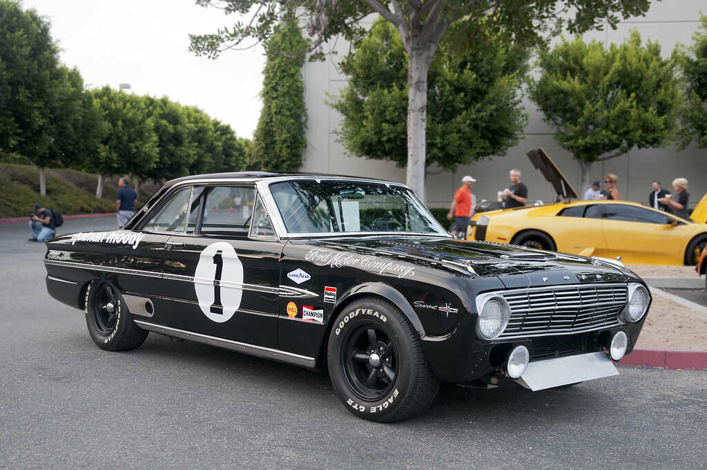 1963 1 2 Ford Falcon Sprint By Holman Amp Moody Cars