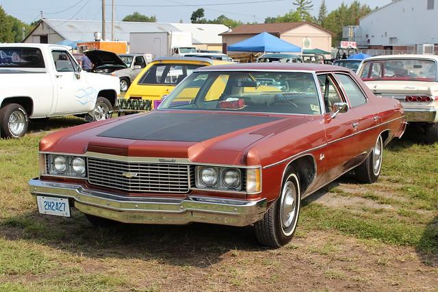 1974 Chevrolet Impala 4 Door Flickr Photo Sharing