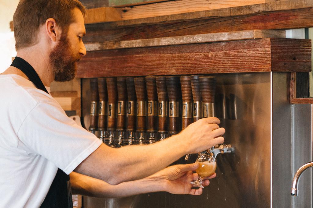 Craft Breweries Pride On Being Local